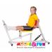 Детский тренажер Жим ногами