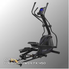 Эллиптический тренажер Clear Fit FoldingPower FX 450