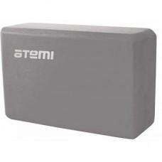 Блок для йоги Atemi, AYB01GY, 225х145х75