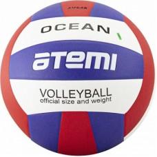 Мяч волейбольный Atemi OCEAN, синтетическая кожа PU