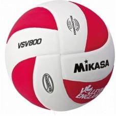 Мяч волейбольный MIKASA, синтетическая кожа, №5 VSV