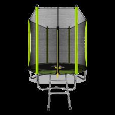 ARLAND Батут 6FT с внешней страховочной сеткой и лестницей