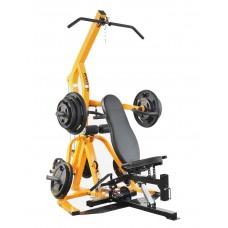 Силовой тренажер Lever Gym TM WB LS14