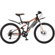 Велосипед двухподвес Stinger Highlander 200D 26 (2017)
