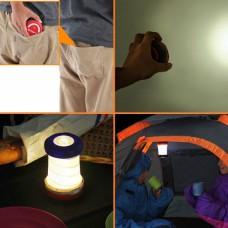 Складной фонарь-лампа
