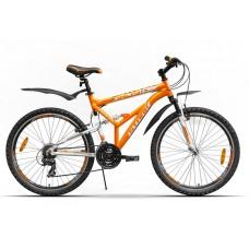 Велосипед двухподвесный Indy FS