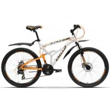 Велосипед двухподвесный Indy FS Disc