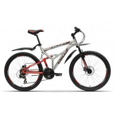 Велосипед двухподвесный Indy FS HD