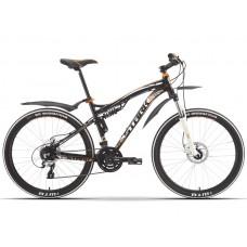 Велосипед двухподвесный Stinger HD