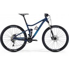Велосипед двухподвесный One-Twenty 7.600