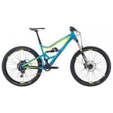 Велосипед двухподвесный One-Sixty 7.900