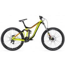 Велосипед двухподвесный Glory 27.5 2