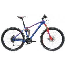 Двухподвесный велосипед WILD ONE