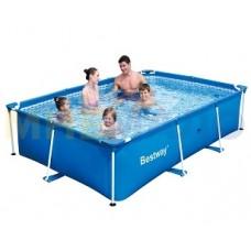 Каркасный бассейн 300х201х66 см, 3300