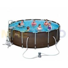 Каркасный бассейн BestWay 56379
