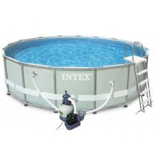 Каркасный бассейн серии Intex Ultra Frame 28332