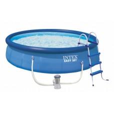 Большой, надувной, сборный бассейн Easy Set 28168