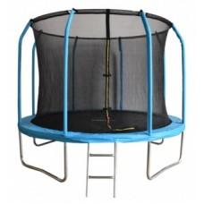 Батут Bondy Sport 8 ft 2,44 м с сеткой и лестницей