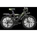 Велосипед двухподвесный Black one Flash Disc