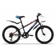 Велосипед детский Black one Rank