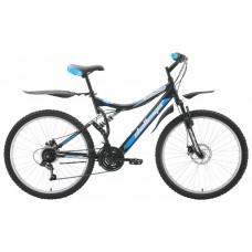 Велосипед двухподвесный Challenger Enduro Lux
