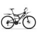 Велосипед двухподвесный Challenger Genesis Lux