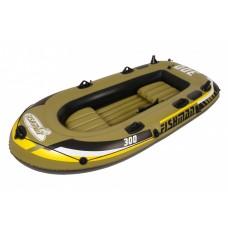 Надувная лодка ПВХ Fishman 300 SET