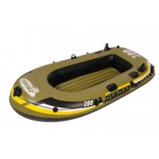 Надувная лодка ПВХ Fishman 200 SET